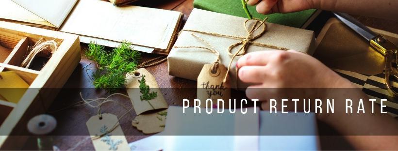 Product Return Rate: Statistics - Infographic