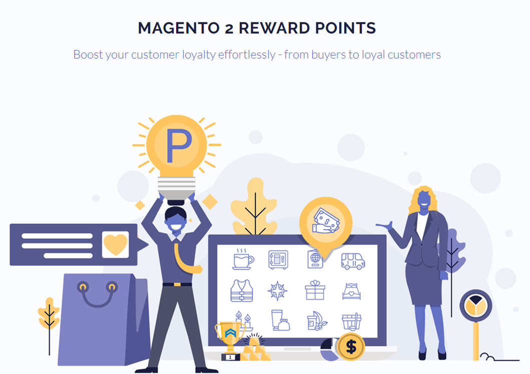 Reward Points mageplaza