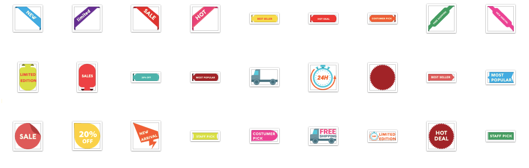 premade label templates
