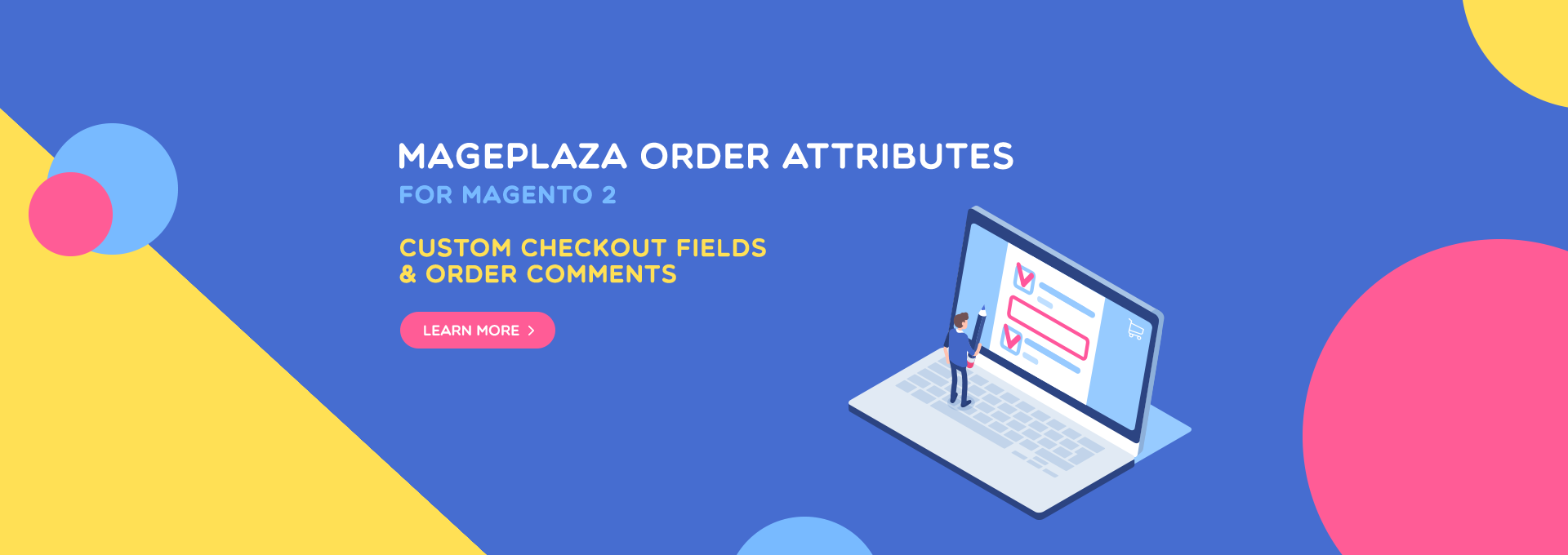 How to take advantage of Order attributes in Ecommerce