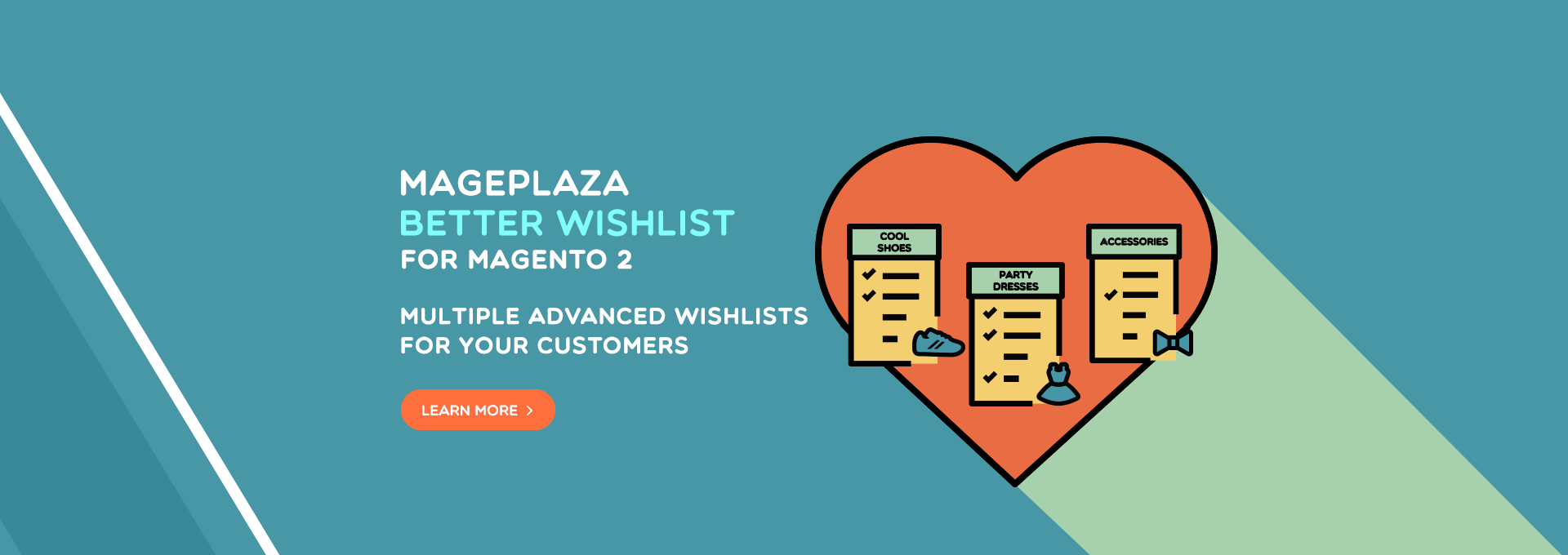 Better Wishlist - Greater Customer Experience in Magento 2 Stores