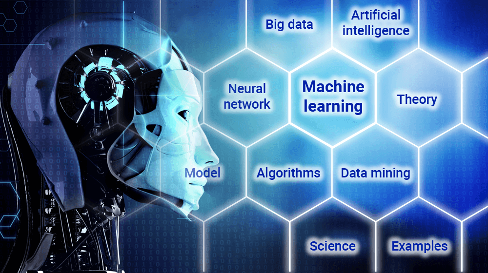 Machine learning is one of the subfields of Artificial Intelligence