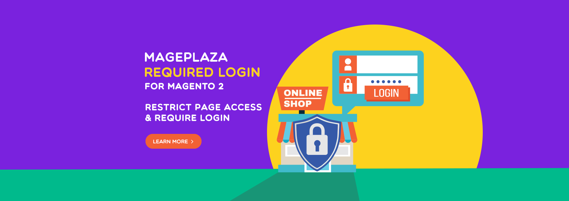 Required Login for Magento 2 - When and How to restrict page access