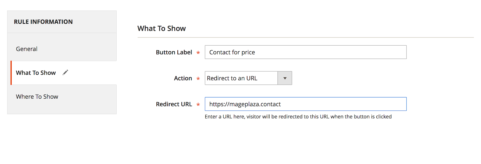 Call for Price Extension by Mageplaza