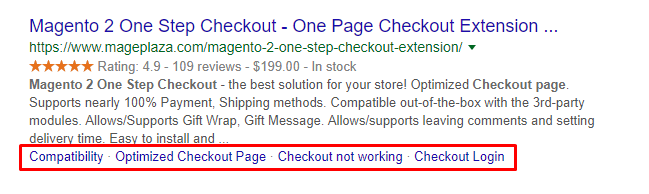How to better FAQ page for SEO