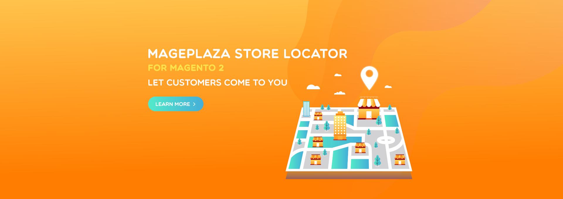 How to configure Store Locator in Magento 2