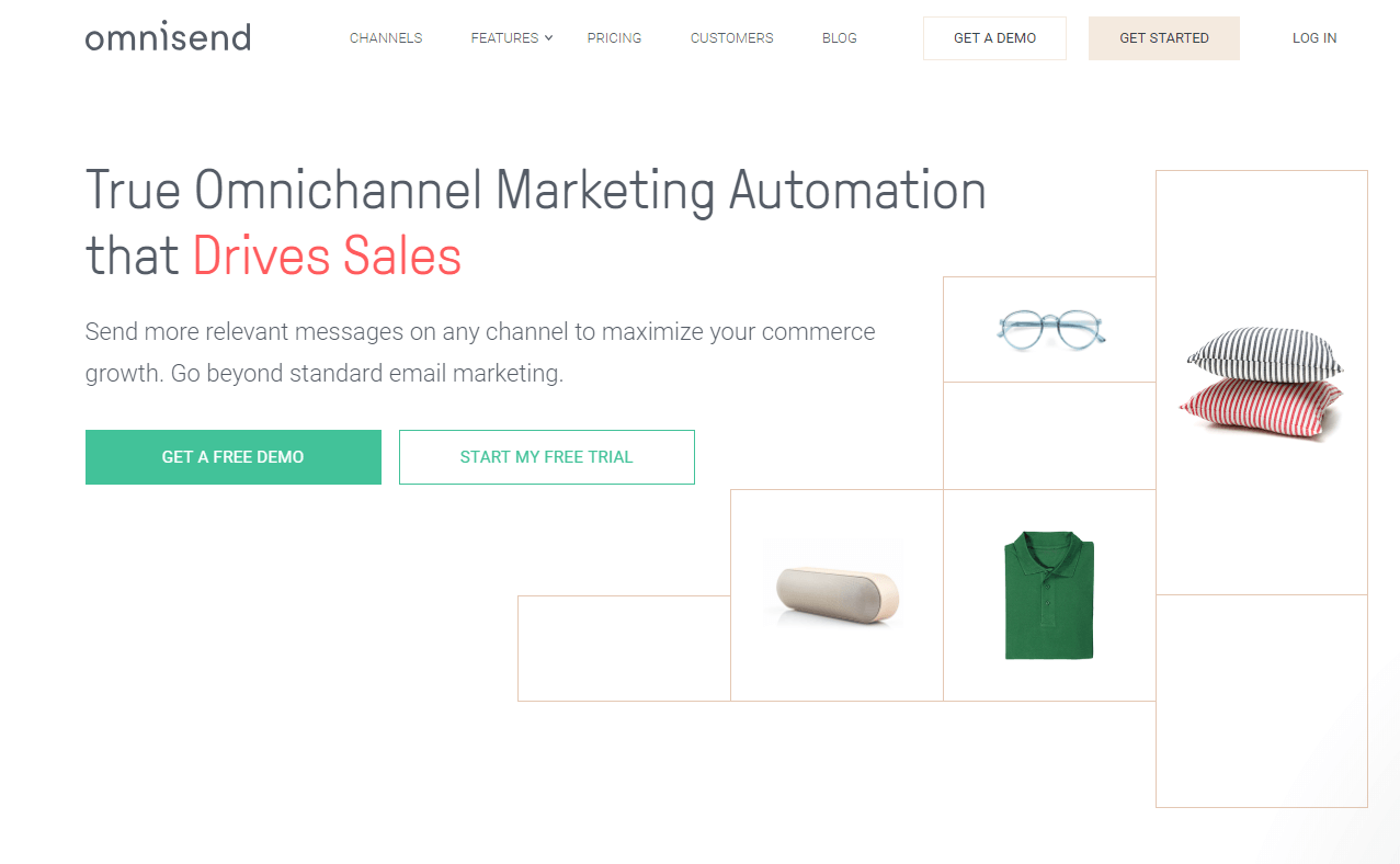 Omnichannel Marketing Automation