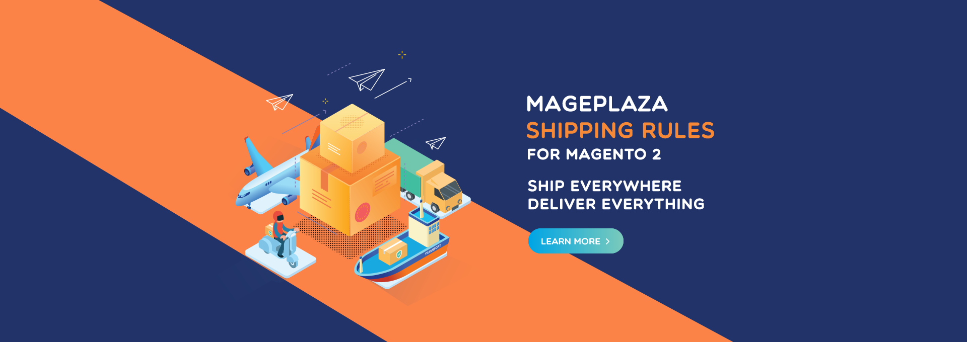 How to configure Magento 2 Shipping Rules