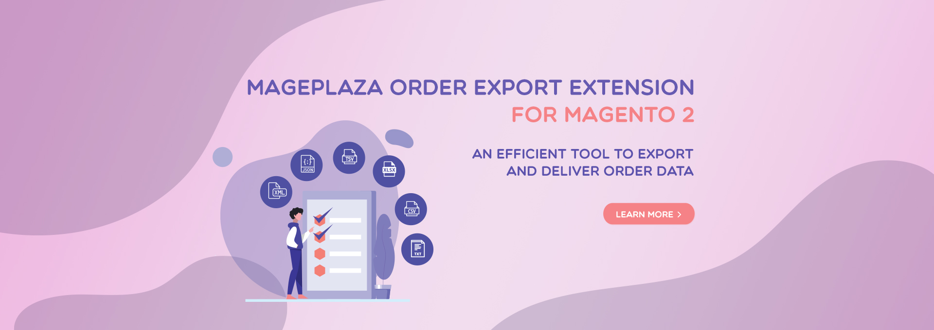 Magento 2 Order Export - optimal solution for your sales management