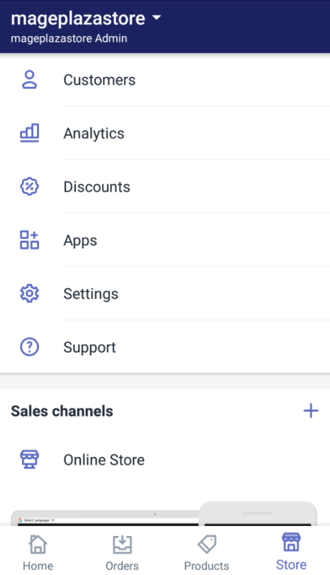 To show calculated shipping rates at checkout on Android 1