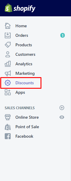 how to promote a discount on Facebook