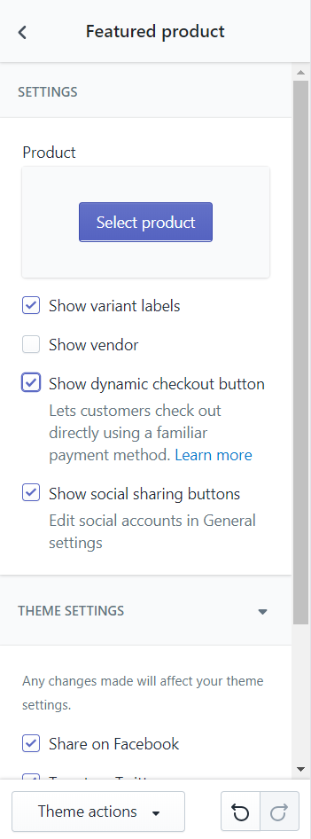 How to hide dynamic checkout buttons on product pages on Desktop 5