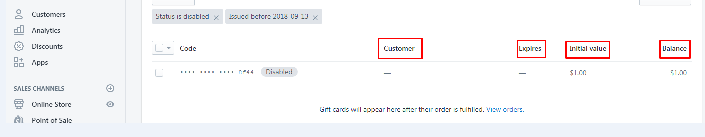how to filter cards on shopify3