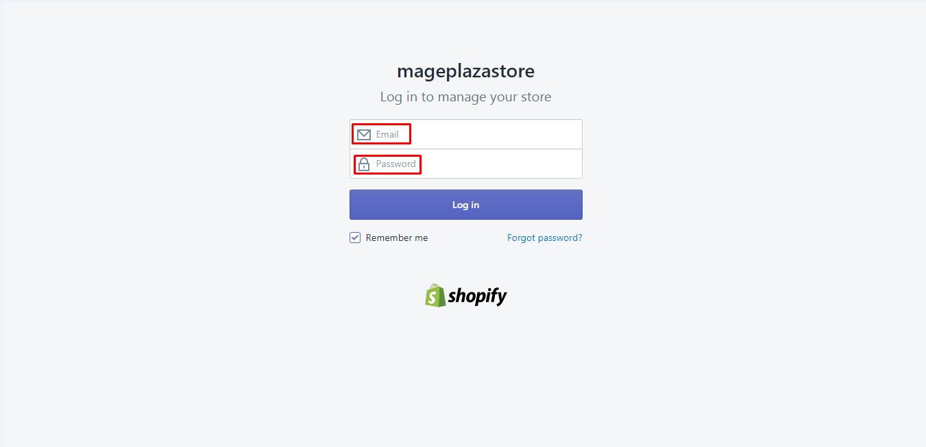 how to disable a gift card on shopify