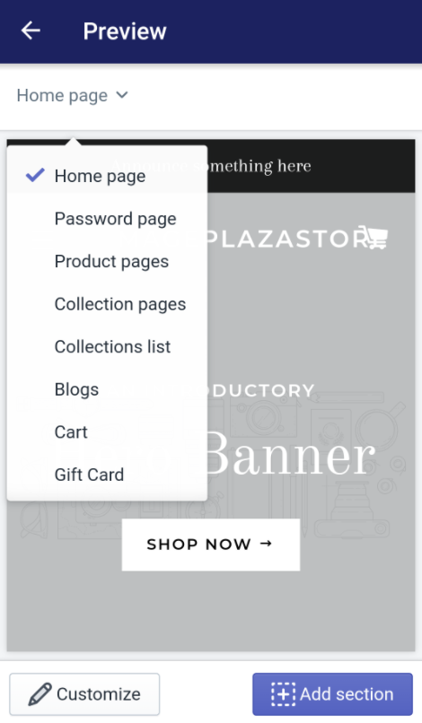 How to hide dynamic checkout buttons on product pages on Android 5