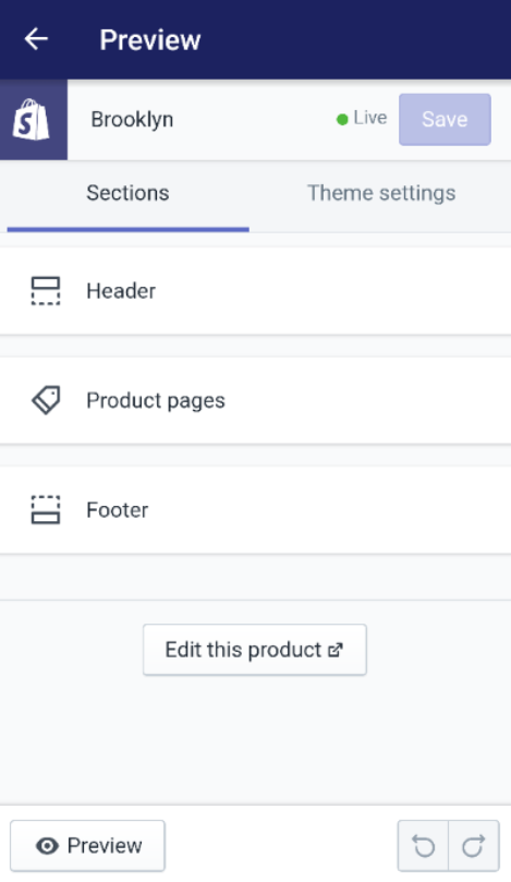 How to show dynamic checkout buttons for some products but not for others on Android 6