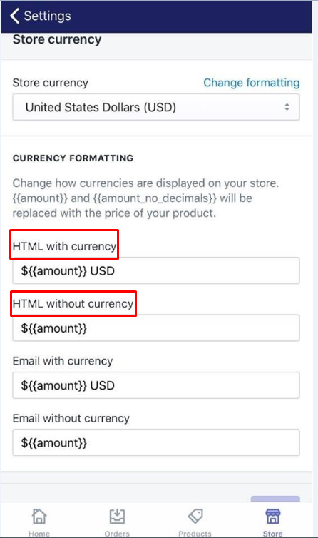 how to convert currencies in your store