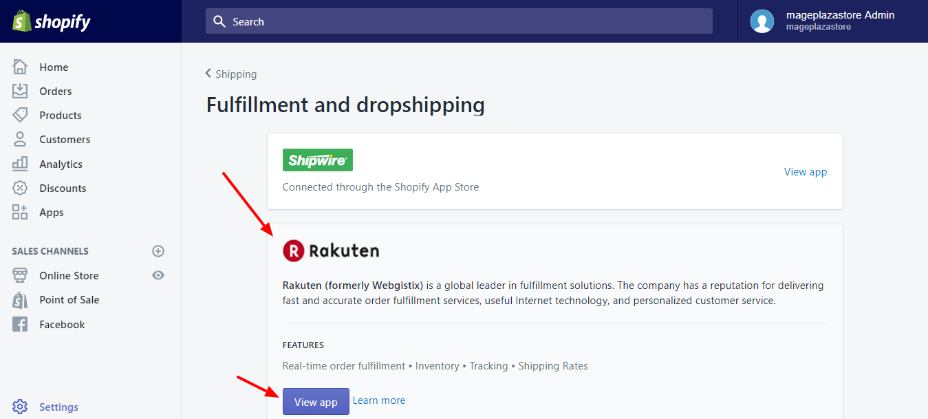 How to activate Rakuten Super Logistics