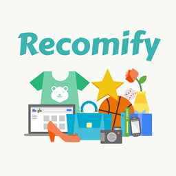 Shopify Related Products app by Recomify