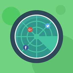 Shopify Social Media app by Simtech development ltd.