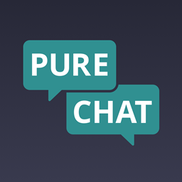 Shopify Live Chat app by Pure chat