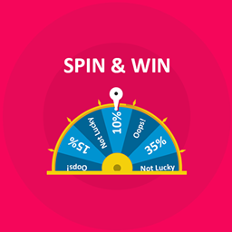 Shopify Wheel of Fortune / Spin a Sale / Spin to Win Apps by Knowband