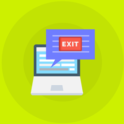 Shopify Exit Intent app by Knowband