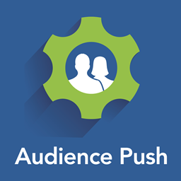 Shopify Facebook Apps by Audience push